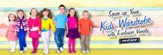 Kids Discount Coupon code