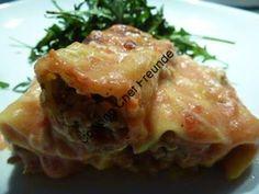 Pasta Fresca - Übersicht der Matrizen - Cooking Chef Freunde