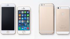 The latest iPhone 6 mockups could offer the most realistic look yet at Apple's upcoming smartphone. Apple Iphone 6, Iphone 5c, New Iphone 6, Latest Iphone, Iphone Hacks, Iphone 6 Tricks, Iphone 6s Tips, Smartphone, Keynote Apple