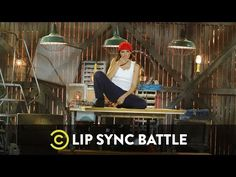 Lip Sync Battle - Jenna Dewan-Tatum I - YouTube