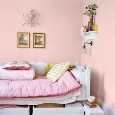I really love this ballet pink.  Would it be a better choice than the Sherwin Williams Versatile Grey I've chosen?  I could still use red accents.