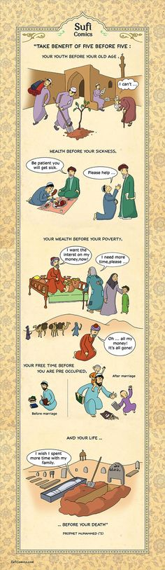Sufi-Comics-Take-Benefit-of-5-before-5