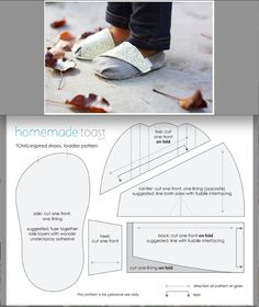 TOMS pattern toddlers : Next project for Katherine! She needs some slippers/shoes for around the house.