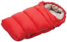 Stokke Down Sleeping Bag - Red - Free Shipping
