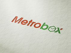 Create a capturing logo that people will recognise when they see metrobox by Balth