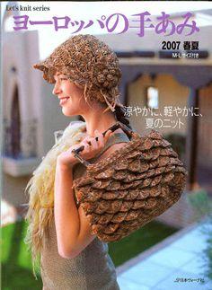 ヨーロッパの手あみ2007春夏 - 林嫣 - Álbuns da web do Picasa
