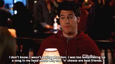 """Because Max speaks the truth... 