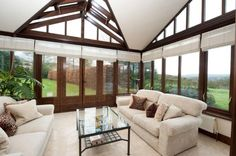 6 bedroom detached house for sale in Moor Lane, Burley In Wharfedale - Rightmove. Burley In Wharfedale, Conservatory, Detached House, Property For Sale, Building A House, Shed, Lounge, House Design, Windows
