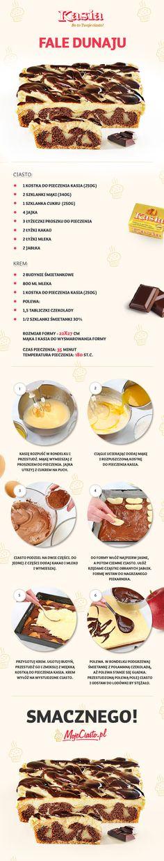 Kliknij w zdjęcie, aby poznać przepis. #ciasta #ciasto #desery #wypieki #cakes #cake #pastries