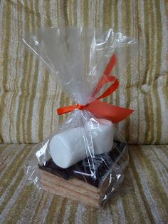 DIY Wedding Favors: S'Mores! From DBI Events!