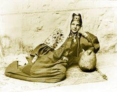 Bethlehem-بيت لحم: Women of Bethlehem 51 (ca. 1899)