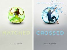 Matched series by Ally Condie- Book 3 set for Fall 2012