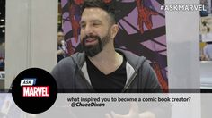 Comic artists Sanford Greene and Ramón Pérez answer your burning questions on a brand new episode of #AskMarvel!