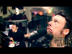 ▶ Like A Virgin (metal cover by Leo Moracchioli) - YouTube