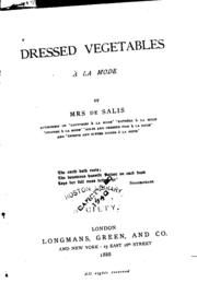 Book digitized by Google from the library of the New York Public Library and uploaded to the Internet Archive by user tpb.