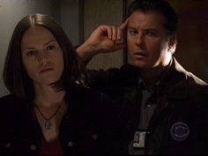csi grissom and sara | Gil Grissom and Sara Sidle