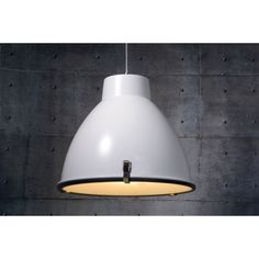 Industrial hanglamp - wit