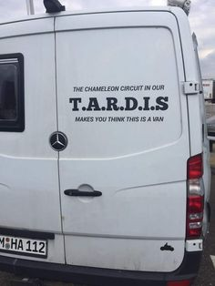 Tardis, Folk Bands, Time Lords, Paradox, Writing Prompts, Van, Time Travel, Thinking Of You, Make It Yourself