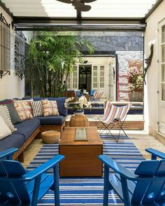 Inspiração ♡ #interiores #design #interiordesign #decor #decoração #decorlovers #archilovers #inspiration #ideias #áreaexterna #exterior #outdoor