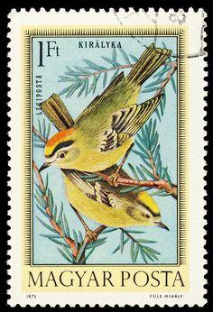Stamp Hungary 1973