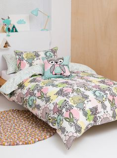 Nip Pottery Barn Kids Mia Floral Butterfly Duvet Cover