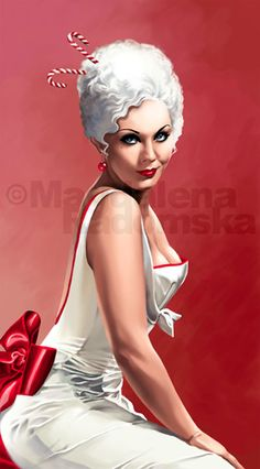 Mrs. Claus by ~Magrad