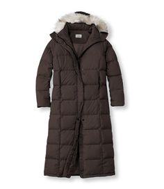 Ultrawarm Coat, Long: Winter Jackets | Free Shipping at L.L.Bean  $199  - reaches midcalf for maximum pretection