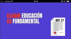 Escuelas Viatorianas de España: ELEGIR EL TIPO EDUCACIÓN: UN DERECHO DE LOS PADRES...
