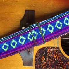 Indian Guitar Strap in Godavari