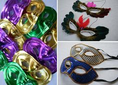"Plain Mardi Gras Masks To Decorate Delectable Orchid"" Mardi Gras Mask  Holidays  Pinterest  Mardi Gras Decorating Inspiration"