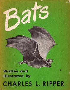Bats by Charles L. Ripper