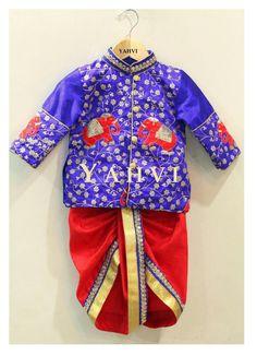 Baby Boy Dress, Baby Boy Outfits, Kids Outfits, Baby Dresses, Boys Party Wear, Kids Wear, Kurta Designs, Blouse Designs, Baby Boy Fashion