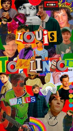 One Direction Posters, One Direction Wallpaper, Harry Styles Wallpaper, One Direction Pictures, Louis Y Harry, Louis Tomlinsom, Le Emoji, Foto One, Harry Styles Photos