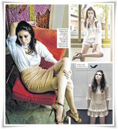 """"""" Editorial de moda jornal O POVO"""""""