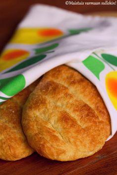 Ciabatta, Cornbread, Baked Goods, Baking, Ethnic Recipes, Millet Bread, Bakken, Backen, Corn Bread