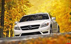 White Mercedes Benz Wallpaper HD For Dekstop F 24174 Full HD ...