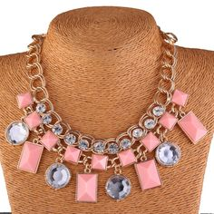 $3.2 Stylish Alloy Special Design Pendant Women Chokers Necklace Jewelry Four Colors http://www.eozy.com/stylish-alloy-special-design-pendant-women-chokers-necklace-jewelry-four-colors.html
