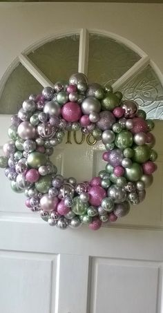 Christmas - Collections - Google+ Ornament Wreath, Ornaments, Wreaths, Liverpool, Floral, Flowers, Christmas, Collections, Google