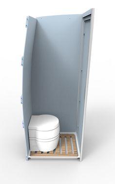 EVO DESIGN micro toilet shower sprinter crafter fiat2