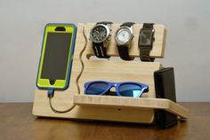 Hey, I found this really awesome Etsy listing at https://www.etsy.com/listing/280443520/watch-and-eye-dock-iphone-6-6s-plus