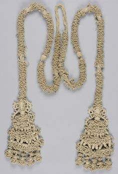 Cord with tassels (Italy), late 16th century