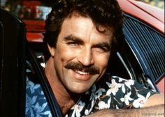 #Tom #Selleck #mustache #famous