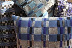 céus (almofadas de burel) - Design by AS ANDORINHAS (ca)