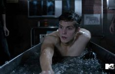 "Isaac Lahey (Daniel Sharman) | Ranking The Men Of ""Teen Wolf"""