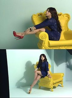 4minute's HyunA comments on weight and dieting at 'HyunA x SPICYCOLOR' photo shoot #allkpop #Hyuna