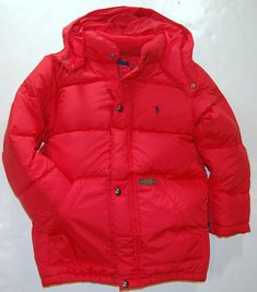 119a40a97 Outerwear 147324: Polo Ralph Lauren Boys Sz 3 3T Jacket Down Fill Puffer  Kids Coat New -> BUY IT NOW ONLY: $59.99 on eBay!