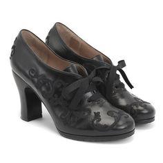 Zapatos negros de primavera con hebilla de punta abierta formales Neosens para mujer oNmFOZUR