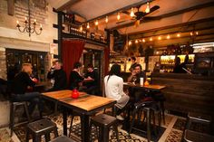 Bar Pepito, Spanish food and drinks in London.