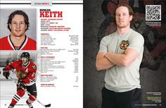 All About Duncan Keith in Blackhawks Magazine