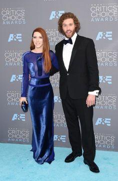Kate Miller and T.J. Miller